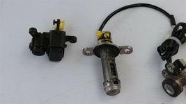 92-00 Lexus SC300 SC400 Ignition Door Trunk Glovebox Lock Combo Set image 4