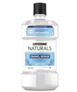 Listerine Naturals Enamel Repair Fluoride Mouthwash, Mint, 500 ml - $11.95