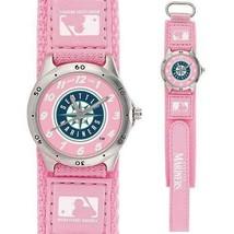 Seattle Mariners Future Star Pink Watch- - $12.99