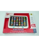 My First Smart Pad - 18+ Months Baby Talking Tablet Buttons Alphabet Lea... - $16.88