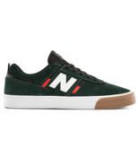 MENS NEW BALANCE NUMERIC 306 SKATEBOARDING SHOES DARK GREEN WHITE RED   ... - $84.99