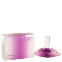 Forbidden Euphoria by Calvin Klein Eau De Parfum  1.7 oz, Women - $43.06