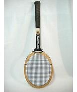 Vintage Bancroft Professional Wood Tennis Racquet Maple Ash Frame 4 1/2 ... - $18.80
