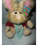 """14"""" Bean Bunny Muppet Plush W/Tags Toy Jim Henson Productions From The M... - $125.00"""