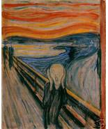 The scream Edvard Munch - $8.99