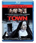 The Town (Blu-ray/DVD, 2010, 2-Disc Set, Extended/Theatrical) - $3.16
