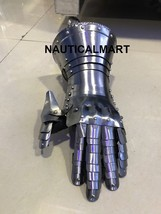 NauticalMart Medieval Steel Gauntlet Medieval Tournament Parts Of Armour  - $159.00