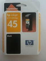 Hp Invent inkjet Print Cartridge 45  - $18.50