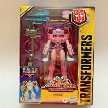 Transformers Bumblebee Cyberverse Adventures Deluxe ARCEE Action Figure ... - $24.74