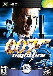 Primary image for Pre-Owned ~ 007: NightFire (Microsoft Xbox, 2002) ~ CIB ~ Acceptable