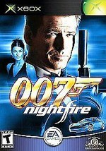 Pre-Owned ~ 007: NightFire (Microsoft Xbox, 2002) ~ CIB ~ Acceptable - $3.95