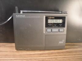 Weatheradio Alert Radio Shack NOAA Weather Radio 7 Channel - $23.14