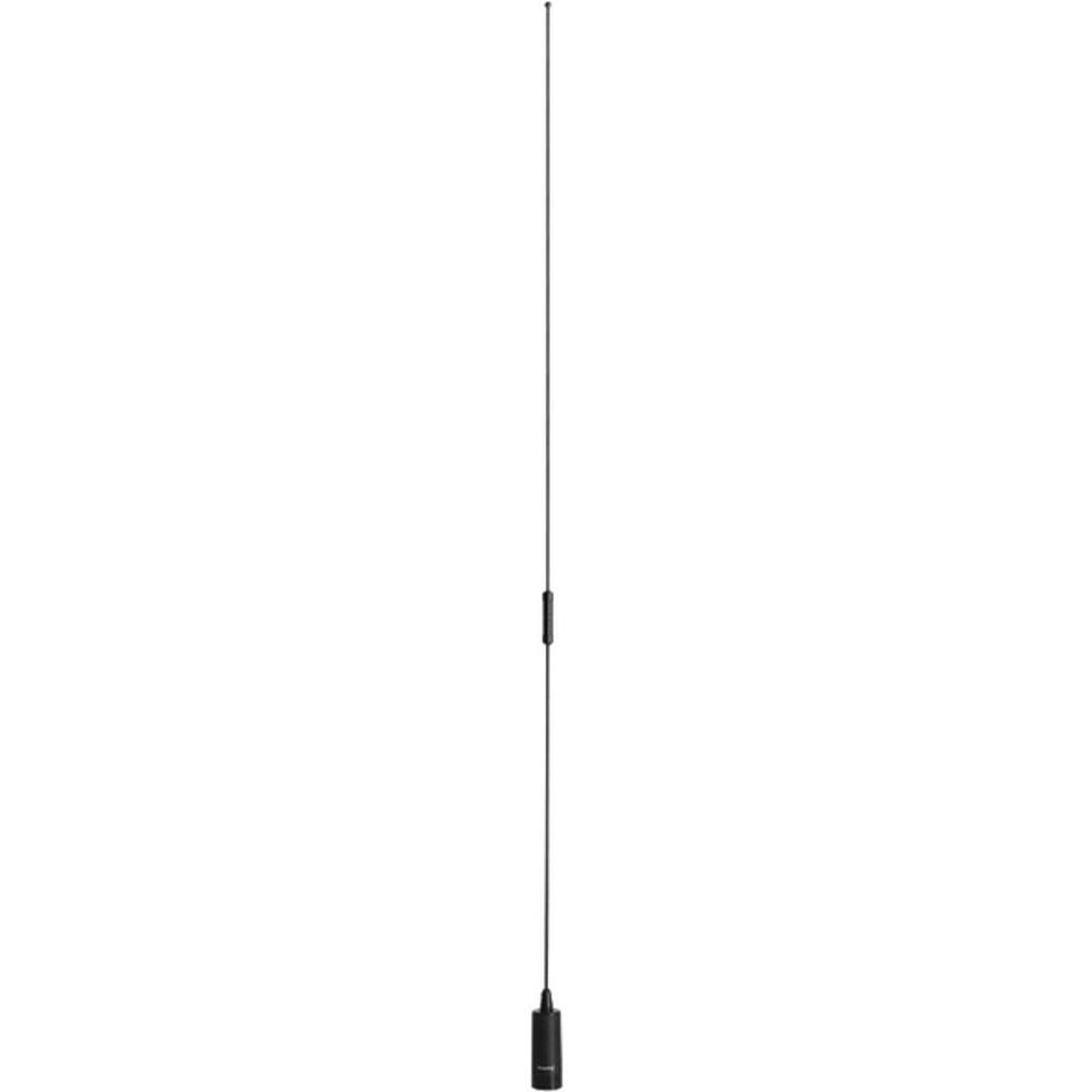Browning BR-1687-B 144MHz-162MHz VHF Pretuned 4.1dBd Gain Land Mobile NMO Antenn