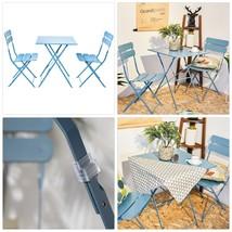 Grand patio Bistro Sets, Folding Outdoor Furniture Set for Bistro Patio ... - €118,51 EUR
