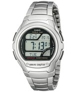 Casio Men's WV58DA-1AV Waveceptor Digital Atomic Sport Watch - $37.89
