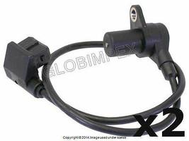 BMW E31 E32 750iL 850Ci 850C Si (1988-1995) Crankshaft Sensor L and R (2... - $110.90