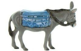 Hagen Renaker Specialty Nativity Donkey Ceramic Figurine image 7