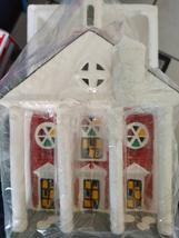 Department 56 Snow Village Colonial Church - $40.00
