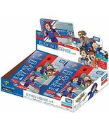Inazuma Eleven Eleven license Vol.4 BOX card game Takara Tomy Japan - $52.43