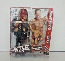 WWE Mattel Action Figures Battle Pack Kane vs. Daniel Bryan - $26.72