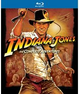 Indiana Jones - The Complete Adventure Collection (Blu-ray, 2012, 5-Disc... - $24.95