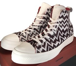 All Missoni 150 High Stitched BROWN X Chuck Converse Star 154440C Taylor Top IvY5Hnwq