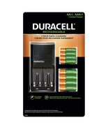 NEW Duracell Ion Speed 4000 Rechargable Battery Kit **FREE SHIPPING** - $33.99