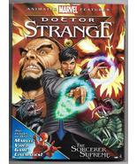 Doctor Strange Sorcerer Supreme Marvel Studios Animated DVD 2007 BRAND NEW - $9.50