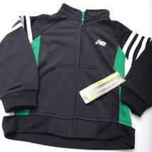 NWT New Balance Boys JACKET Zipped Front Long Sleeve Size 24 Months - $36.52
