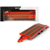 Beavertail Trailer Orange 1/50 Diecast Model by First Gear 50-3377 - $50.66