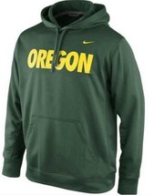 """Nike Oregon Ducks College Pullover Perf. Green *Free Shipping in USA* """"X... - $28.22"""