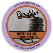 Brooklyn Bean Roastery 16-Count Maple Sleigh Coffee for Single Serve Coffee - $29.11