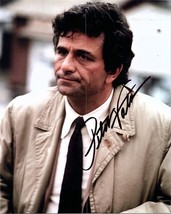 PETER FALK  Authentic Autographed Hand Signed Photo w/ COA -317 - $85.00