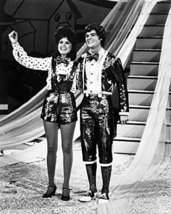 Donny Osmond, Marie Osmond Donny And Marie Tv Show 16X20 Canvas Giclee - $69.99