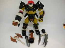 1998 Bandai Mystic Knights of Tir Na Nog Lugad of Temra Action Figure Complete - $35.99
