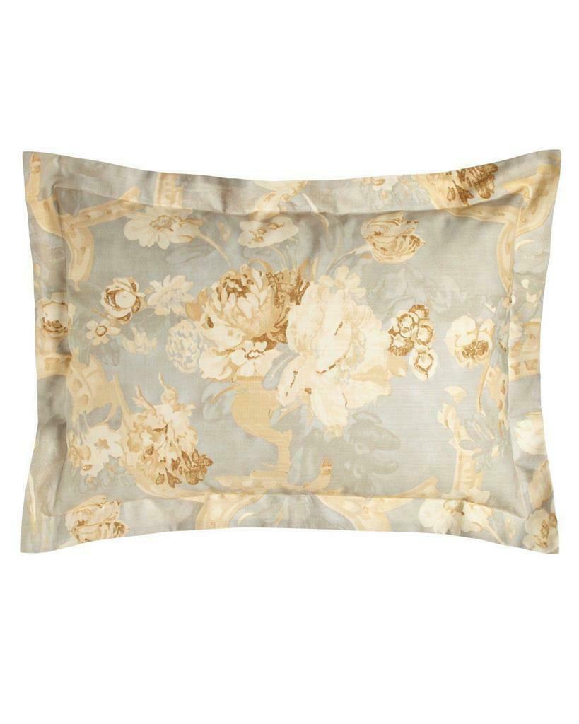 Croscill COLD SPRINGS European Euro Pillow Sham 26 x 26 NWT