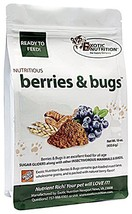 Berries & Bugs 3 lb. - All Natural High Protein High Fiber Insectivore D... - $35.14