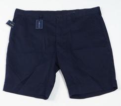 Ralph Lauren Dark Blue Flat Front Casual Shorts Men's NWT - $52.49