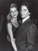 Scott Baio / Nicolette Sheridan - professional celebrity photo 1988 - $6.85