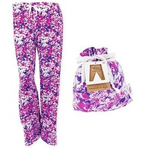 Hello Mello Nerve Reserve Lounge Pants w/ Matching Giftable Tote - Small... - $27.99