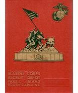 Marine Corps Recruit Depot Parris Island South Carlolina Platoon 3014 1981 - $98.99