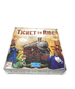Days of Wonder Ticket To Ride by Alan R. Moon Train Adventure Board Game - $37.57