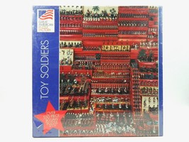 550pc Puzzle Toy Soldiers 18 x 24 Great American Puzzle Factory Sealed #897 New - $23.71