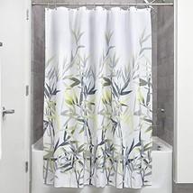 "InterDesign 36526 Anzu Fabric Shower Curtain  - Standard, 72"" x 72"", Yellow/Gray - $22.70"