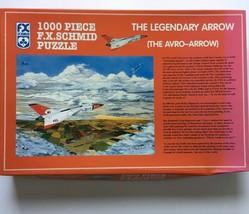 The Legendary Arrow Schmid F.X. Puzzle 1000 Piece 20 x 27 in - $12.75
