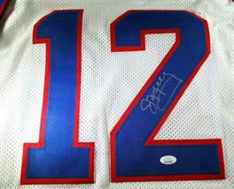 JIM KELLY / NFL HALL OF FAME / AUTOGRAPHED BUFFALO BILLS CUSTOM JERSEY / JSA image 3