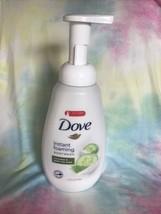 Dove Shower Foaming Body Wash, Cucumber - Green Tea Scent 13.5 oz - $5.47