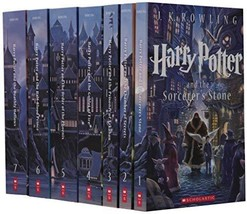 Harry Potter Complete Book Series Special Edition Boxed Set (Paperback) - $89.00