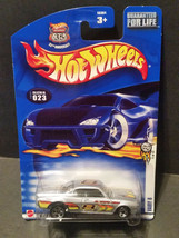 2003 Hot Wheels #23 First Editions 11/42 - Vairy 8 - 56364 - $4.70