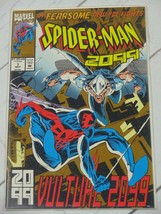 Spider-Man 2099 (1992 Series) #7 May 1993 Marvel Bagged and Boarded - C2716 - $1.34